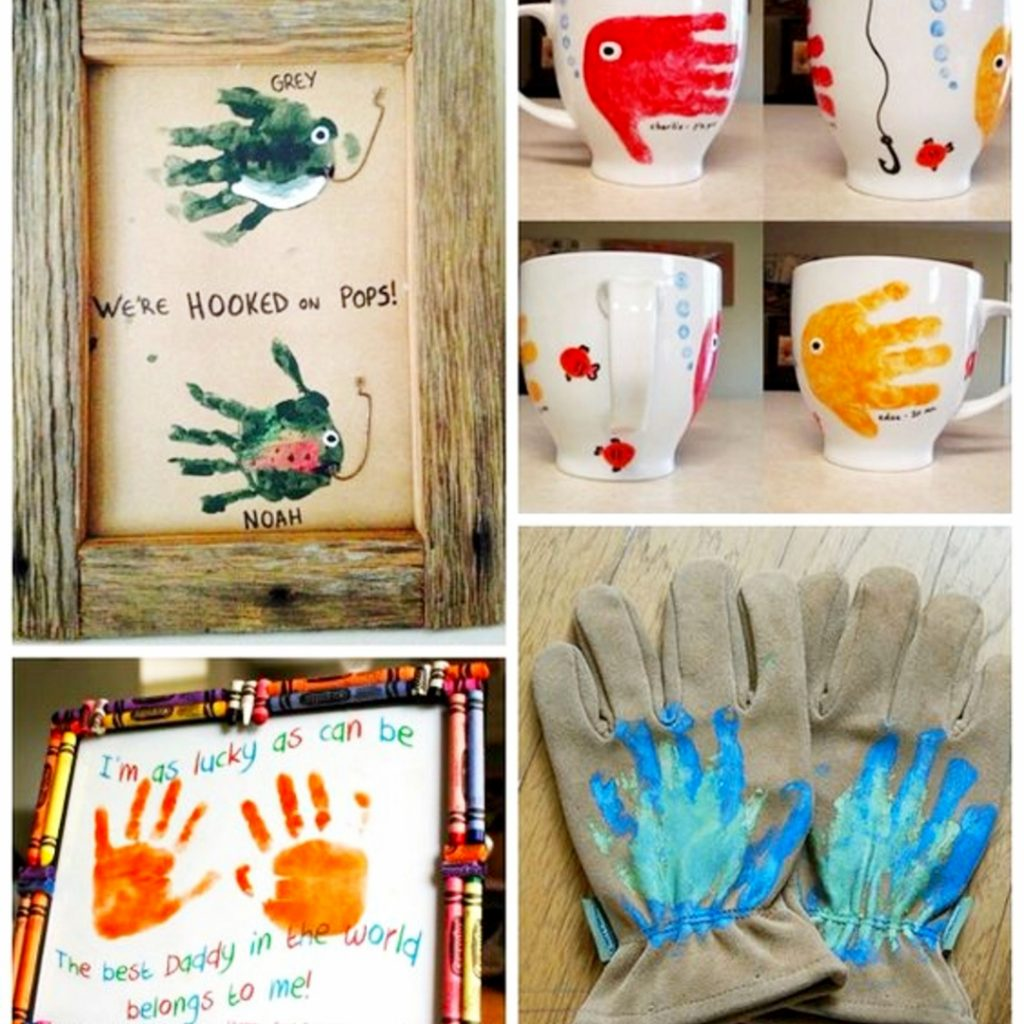 54 Easy Diy Father S Day Ts From Kids And Fathers Day