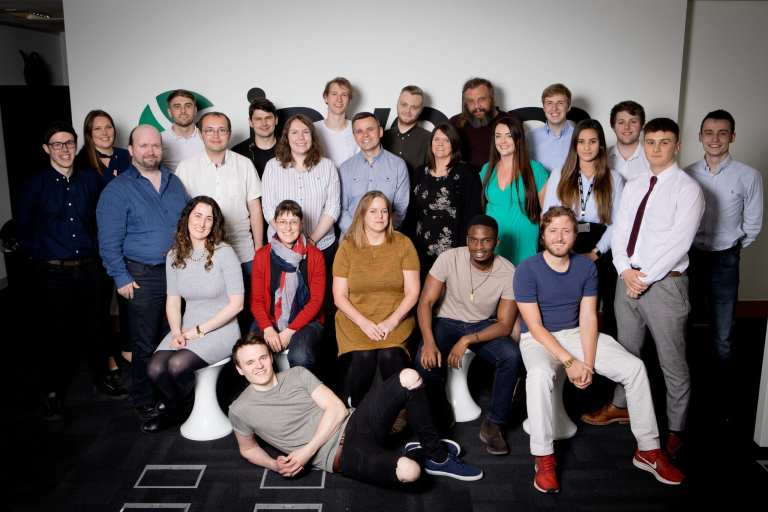 invotra team photo
