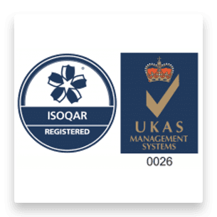 ISOQAR security certification