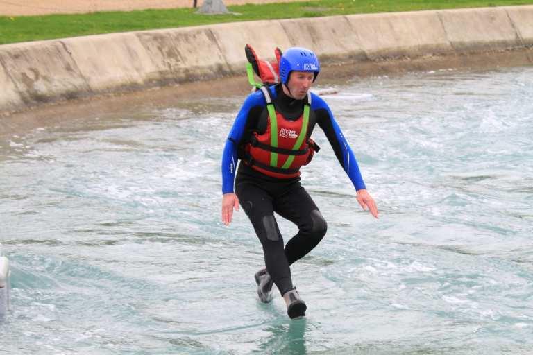 jonnie russell walking on water