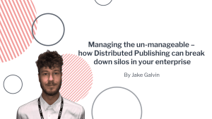 Distributed publishing blog banner