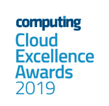 Computing Cloud Excellence Awards 2019 logo