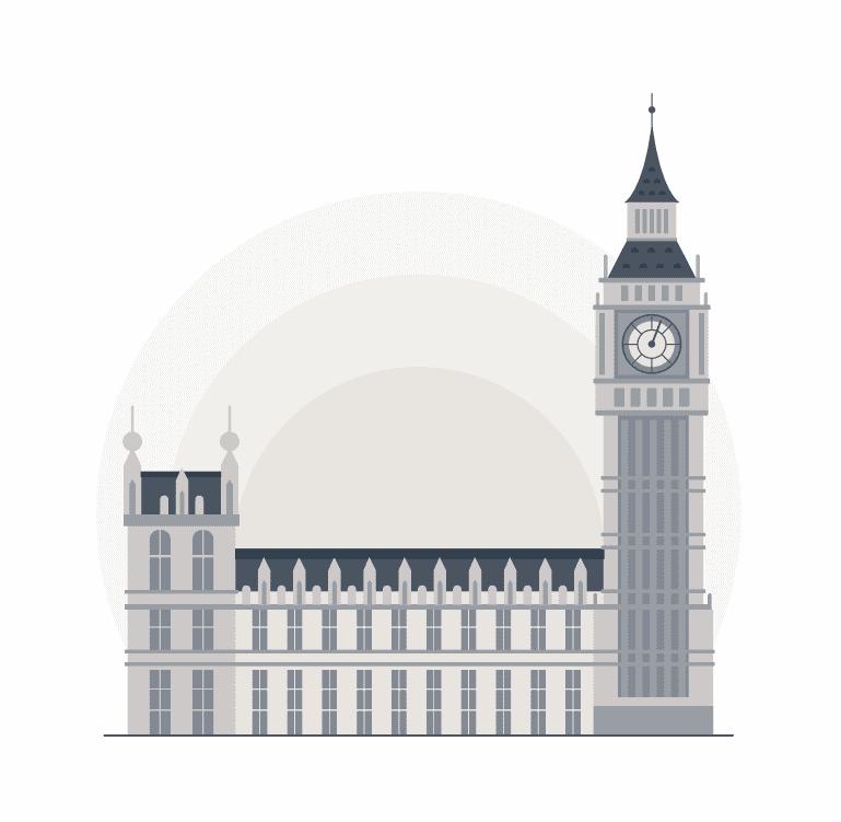 Central gov illustration
