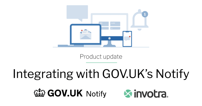 Integrating with Gov.uk's notify