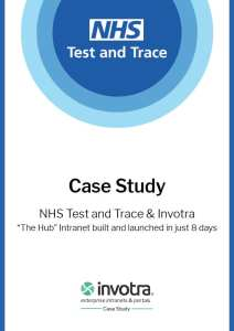 NHS T&T Quick launch Case front cover