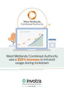 WMCA & Invotra Case Study front cover