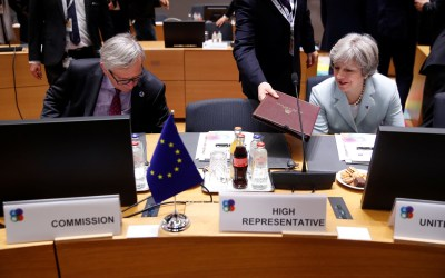 EU Officially Authorizes Phase 2 of Brexit Negotiations