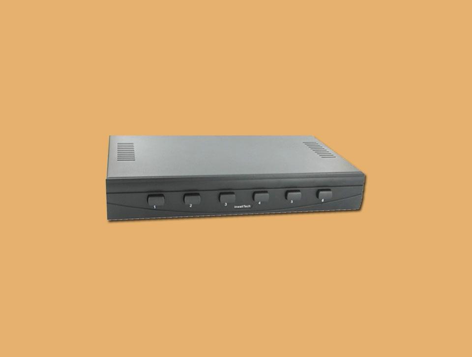 InwallTech Speaker Accessories Speaker Selector SS-6R