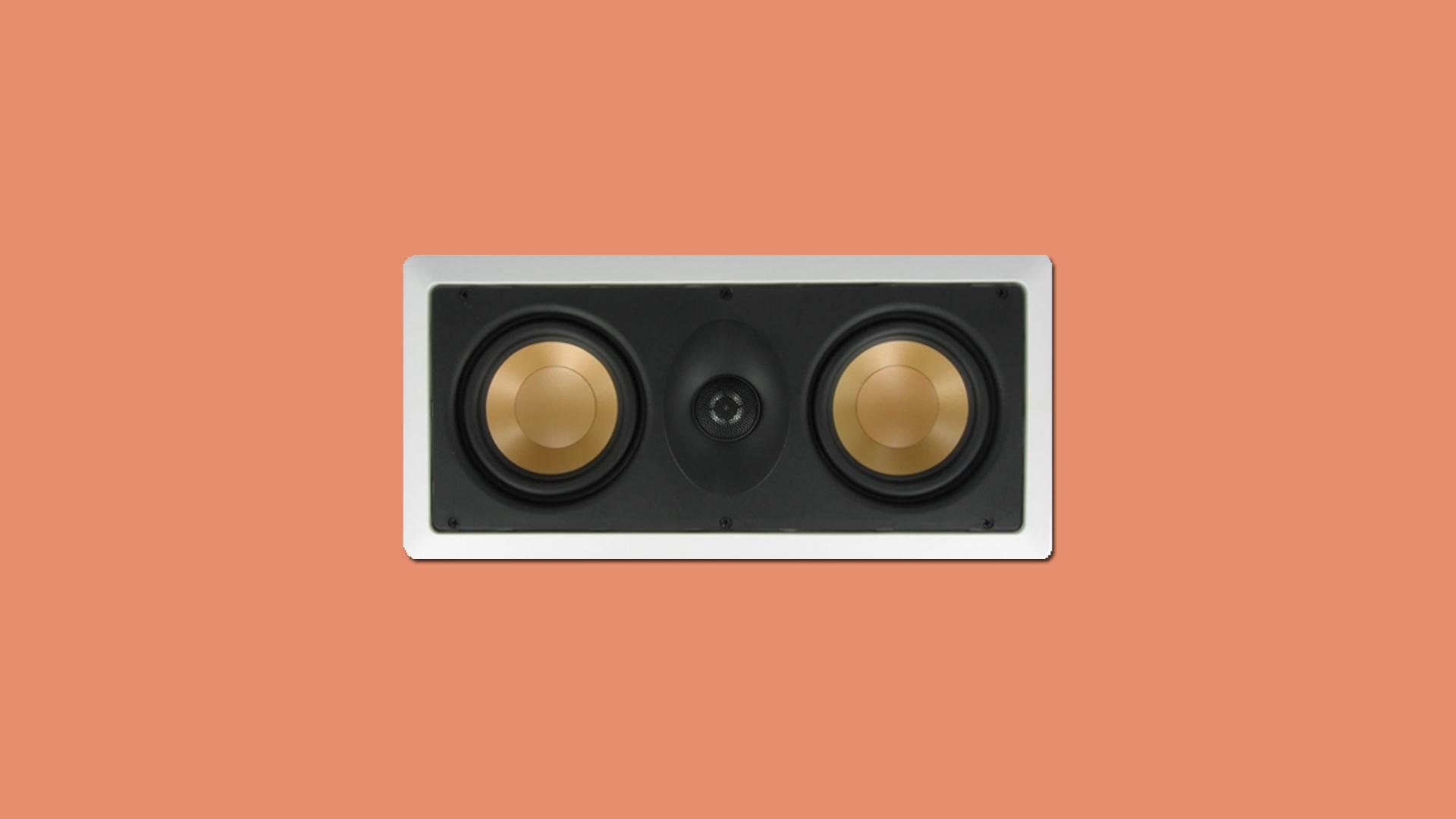 InwallTech Center Channel Speakers M525 1LCR 1
