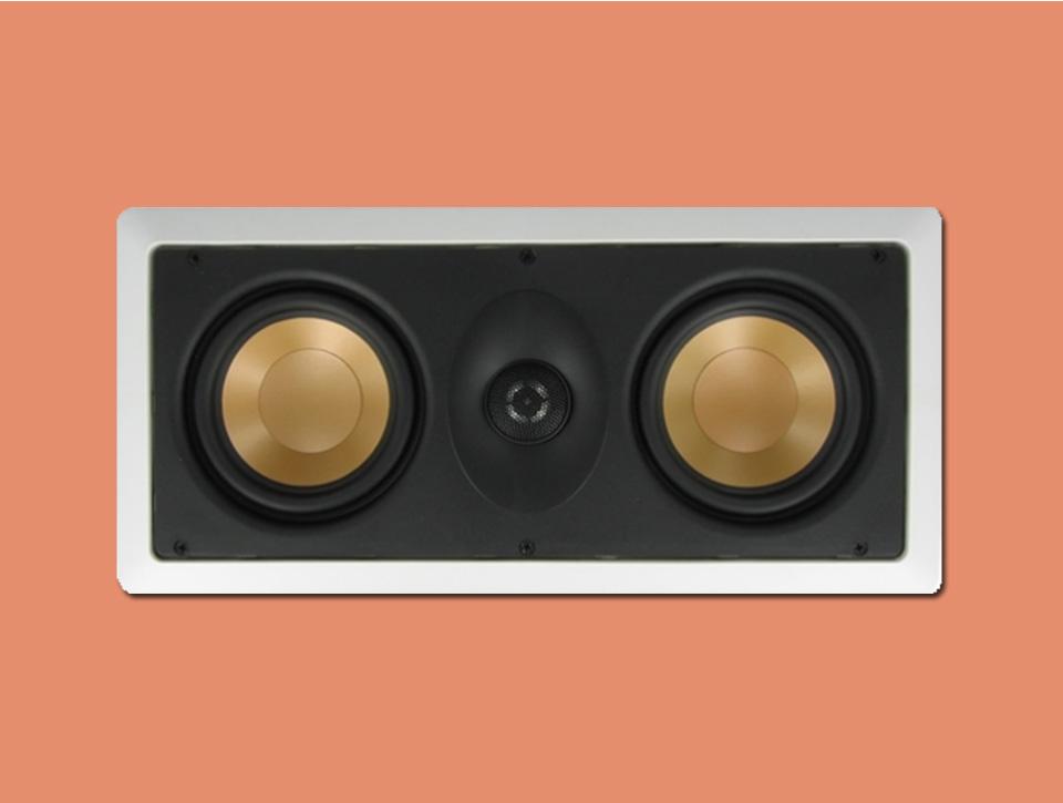 InwallTech Center Channel Speakers ProGold M525.1LCR