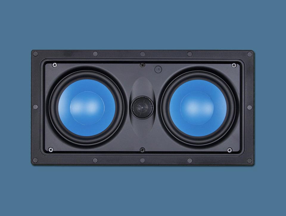 InwallTech Center Channel Speakers ProTrim TM525.1LCR