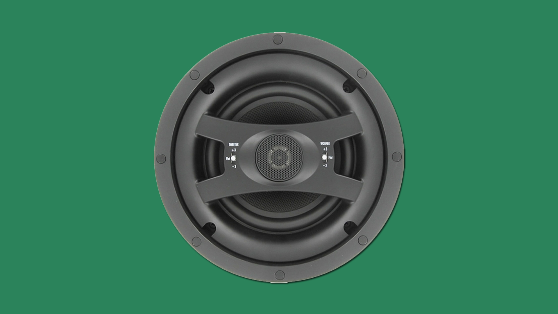 InwallTech In-ceiling Speakers HD650.1C 1