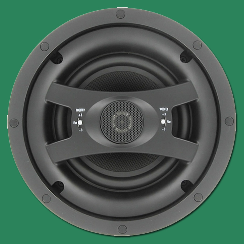 InwallTech In-ceiling Speakers High Definition HD650.1C