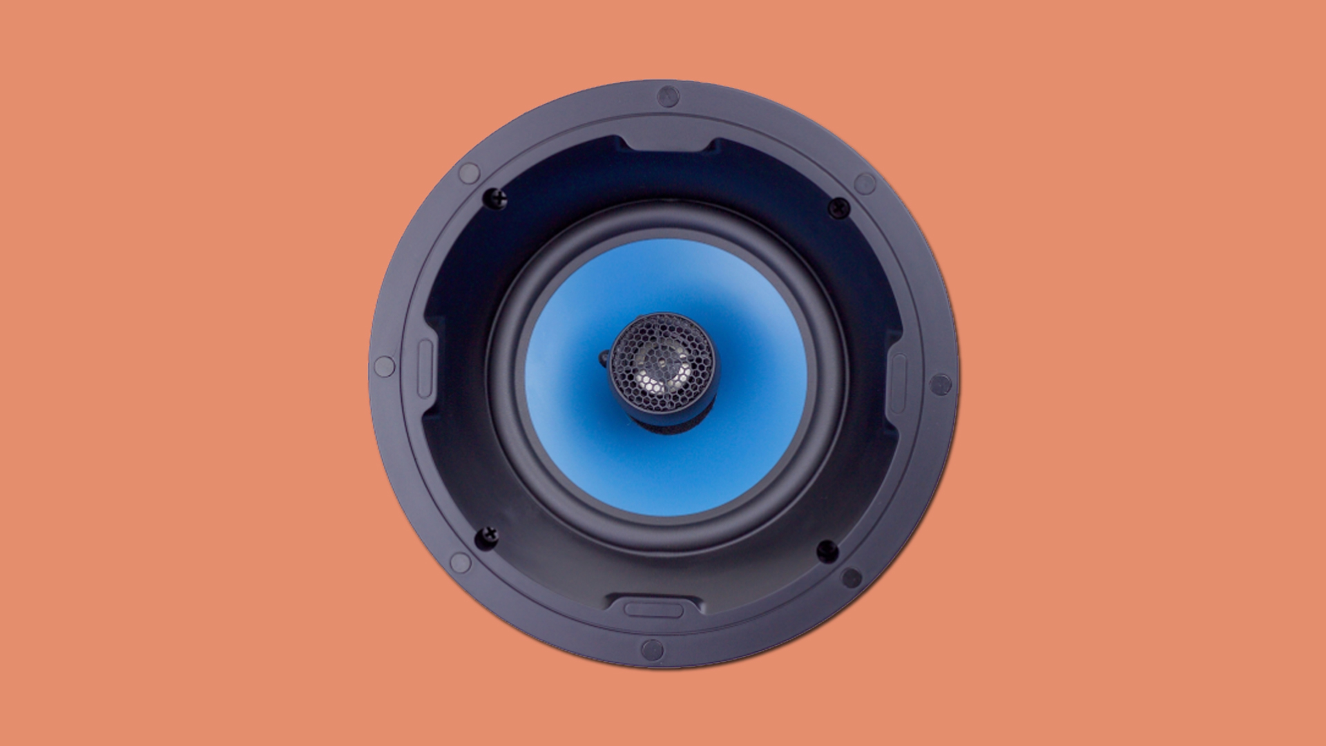 InwallTech In-ceiling Speakers TM6A 1