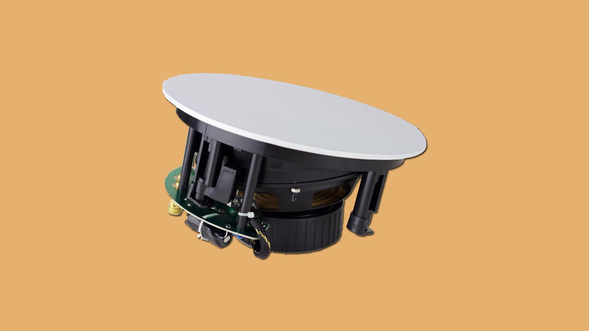 InwallTech In-ceiling Speakers TM6A 3