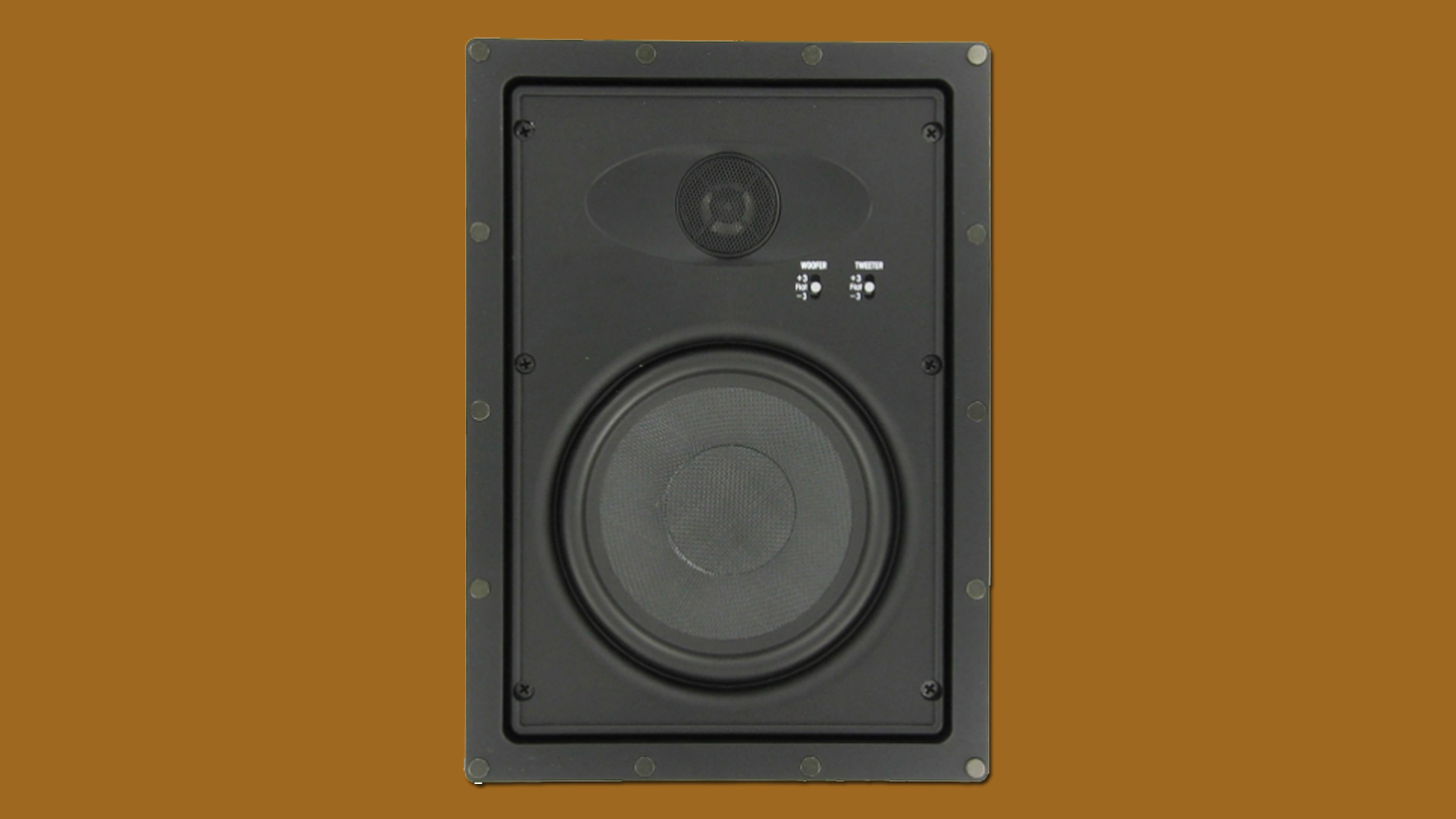 InwallTech In-wall Speakers HD650 2W 1