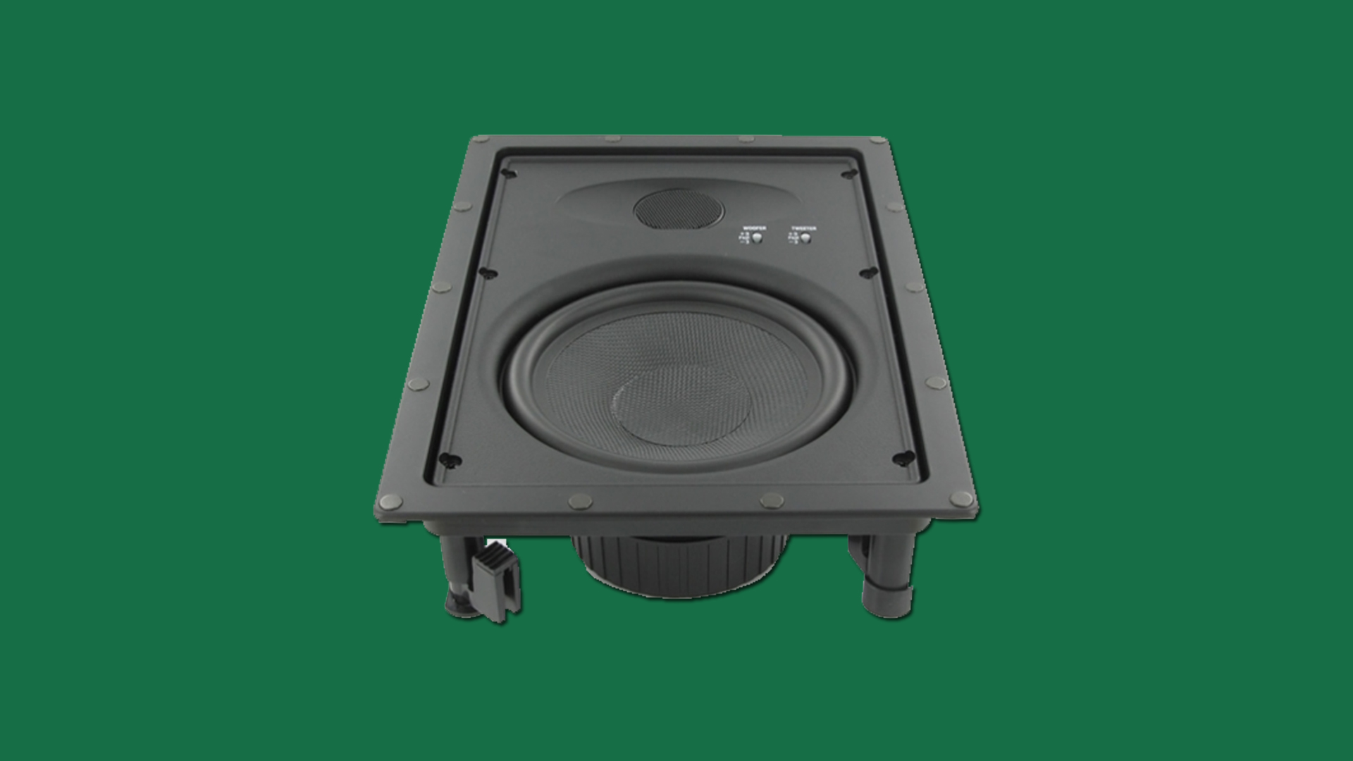 InwallTech In-wall Speakers HD650 2W 2
