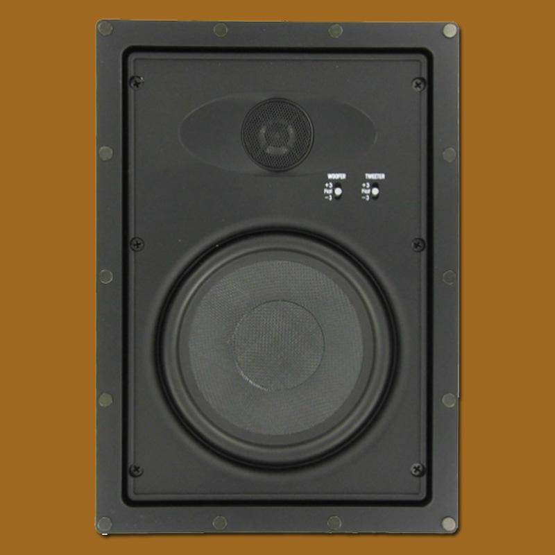InwallTech In-wall Speakers High Definition HD650.2W