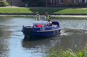 Politieboot Woerden
