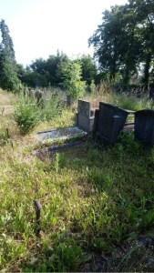 begraafplaats Harmelen