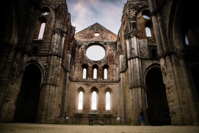 abbazia san galgano siena