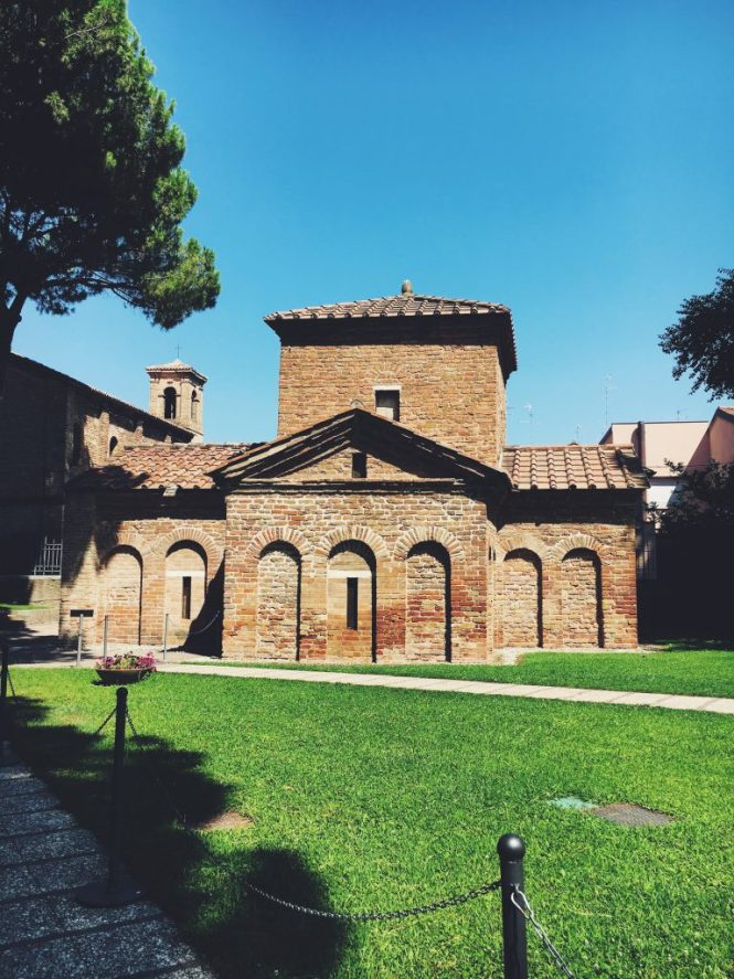 Ravenna Galla Placidia