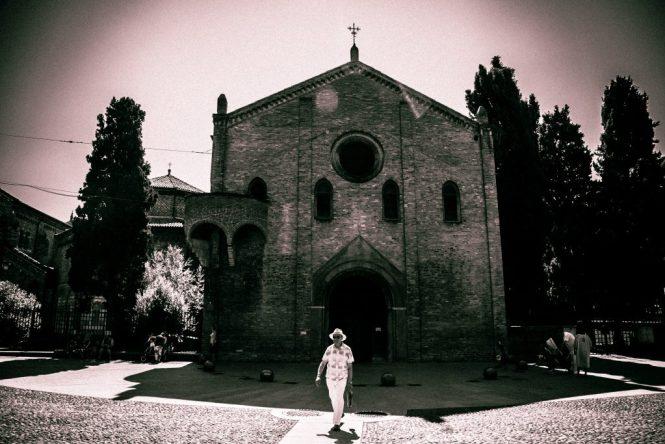 Basilica Santo Stefano Bologna