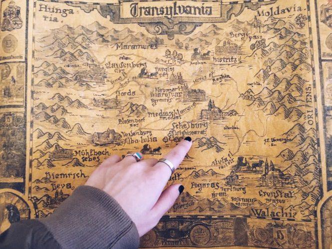 Sighisoara città natale di Dracula