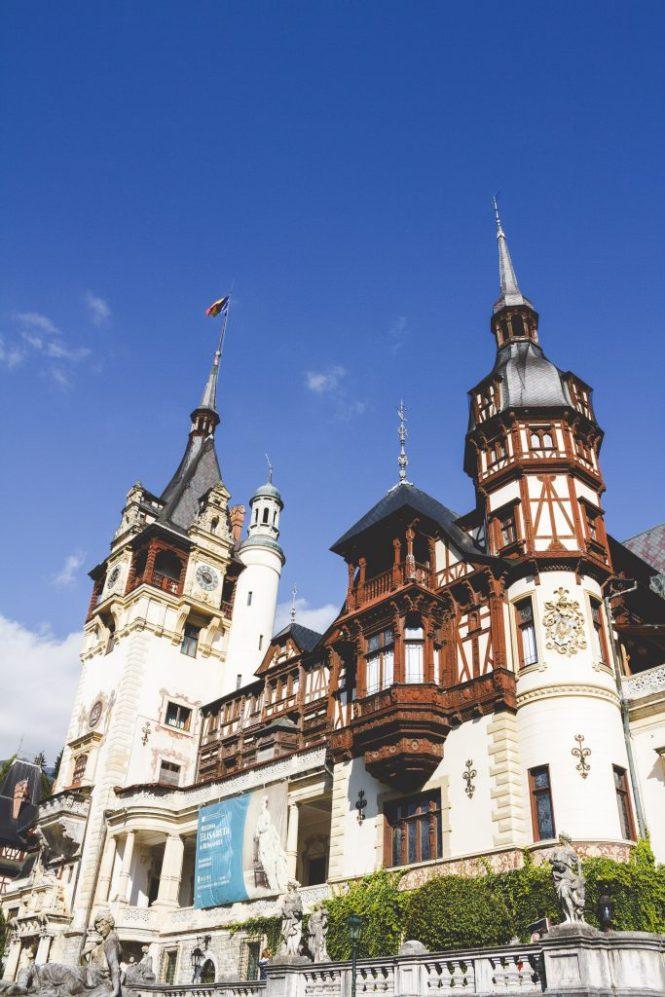 visitare i castelli della transilvania