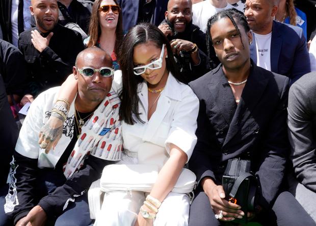 Rihanna en ASAP Rocky zijn ze dating Dating math grappen