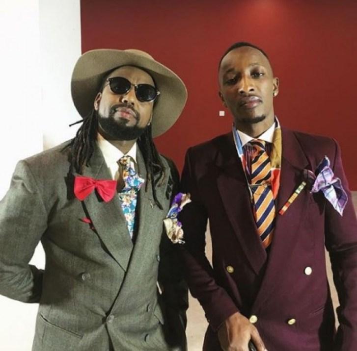 Urban Boys bashyize hanze amashusho y'indirimbo 'K - Inyarwanda.com
