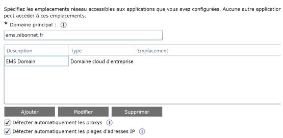 Enter the description of you protec enterprise data policy