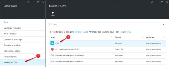 Create Azure CDN