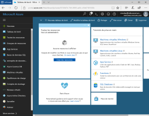 Manage Licence on Azure Portal