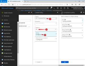 Configure Compliance Policy
