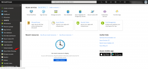Access to the Azure Active Directory portal  Windows 10 Auto-enrollment