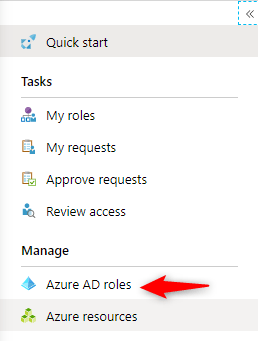 Access Review with Azure PIM - Access to Azure AD roles