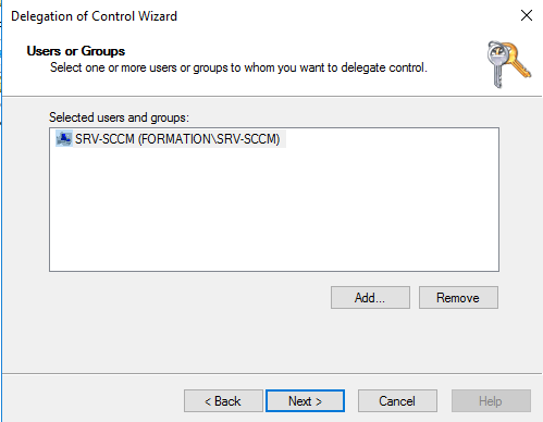 Autopilot and Hybrid AD Join - Select computer AD who connector is installed.