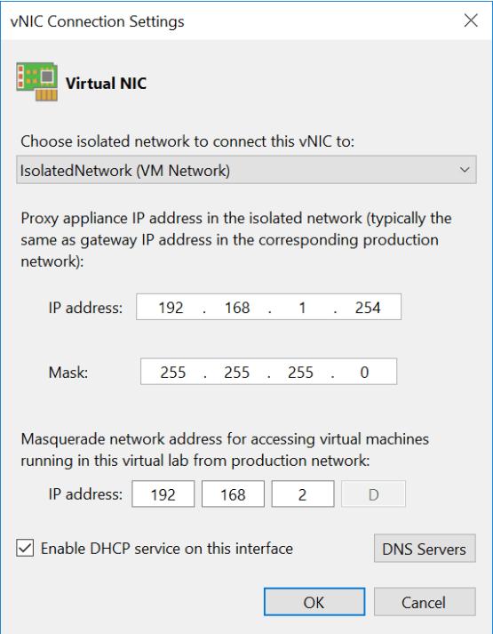 Configure IP Address