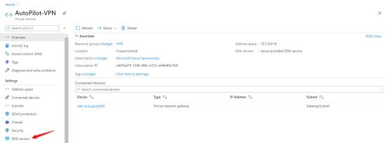 Configure DNS Server