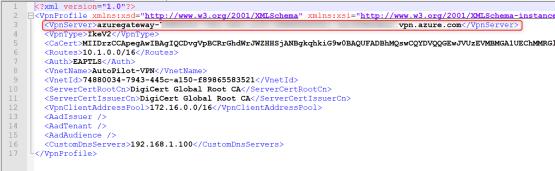 Found VPN Server