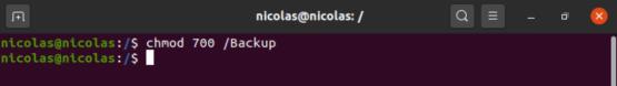 Hardened Repository - Configure folder for backup