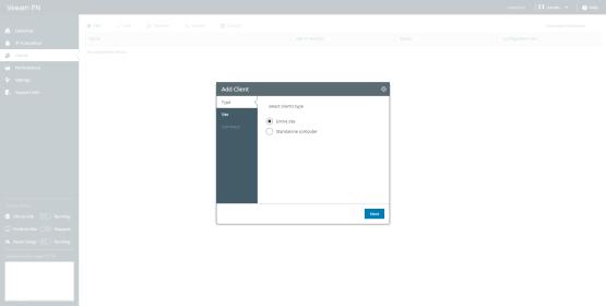 Select Entire site