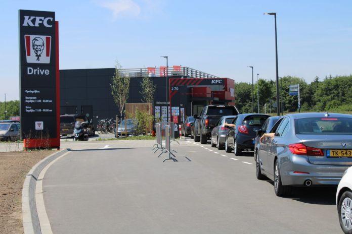 KFC Emmen is geopend