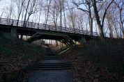 Brücken im Park