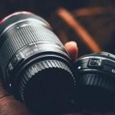 Verschiedene Kameraobjektive, InZwischenZeit:Filme