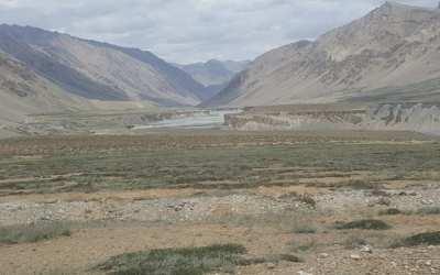 Kelionė į Ladakh'ą 2016 Diena 4. Kalnai