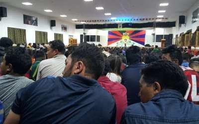 Kelionė į Ladakh'ą 2016, 15, 16 dienos mokykloje