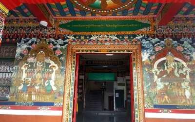 Atradimai ir patyrimai Dharamsaloje 2017 | Tibeto Darbų ir Archyvų Biblioteka