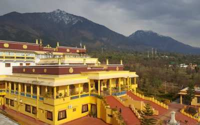 Atradimai ir patyrimai Dharamsaloje 2017 | Gjuto vienuolynas